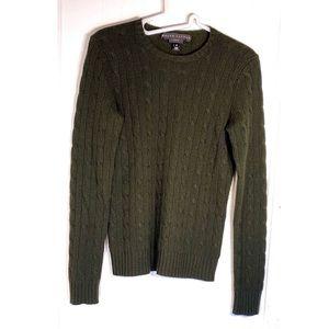 Ralph Lauren Slim Fit 100% Cashmere Sweater
